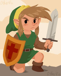 Classic Link by OtherVio
