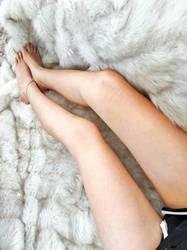 Fuzzy Ticklish Sundays by Sundayplain
