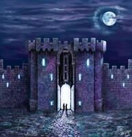 Moon Tower by Jorsoran