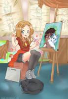 SecretValentine ATTEO by Okumu