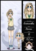 .:SH:. Sosnowska Daria by Okumu