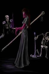 Sisters of Night by desuran