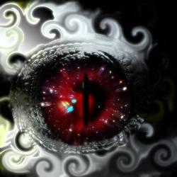 DRagons eye by Tetragramaton
