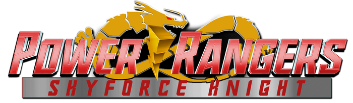 Power Rangers Skyforce Knight Logo by Bilico86