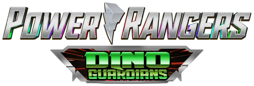 Power Rangers Dino Guardians Logo by Bilico86