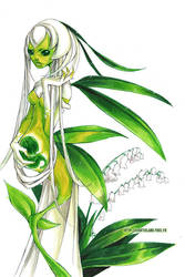 Lily of the Valley by Ellana01