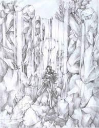 Gardians of the Falls by Ellana01