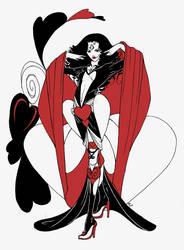 Queen of Hearts by Ellana01