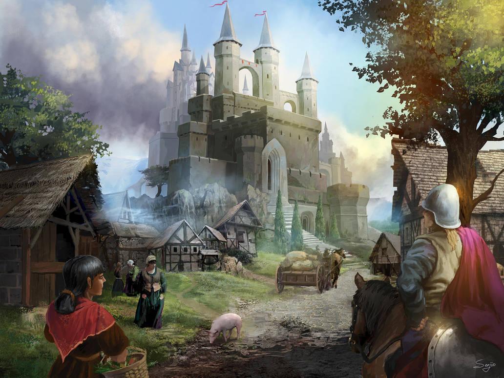 Castle by serjio-c