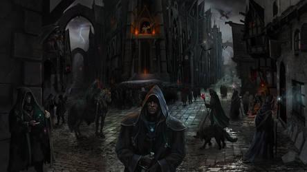 Dark city. by serjio-c