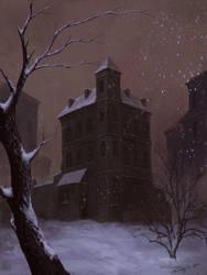In memory of winter 1991. by serjio-c