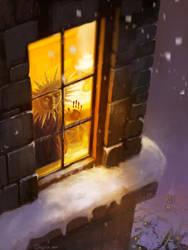 Snowbound by serjio-c