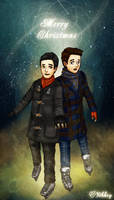Klaine - Happy Klainemas! by Yihbey