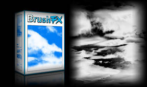 BrushFX - Clouds Set 1 by BrushFX