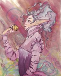 Victorian Elf by JessicaDru