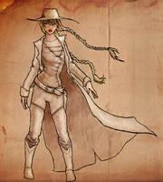 Dusty Vamp Killer by JessicaDru