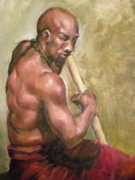 Warrior Spirit by JessicaDru