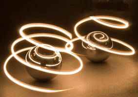 Painting with light 1 by downhillfrenzy