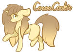 Cocoa Cookie by CreativeCocoaCookie