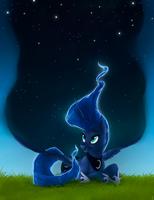 Princess Luna by Livandriya