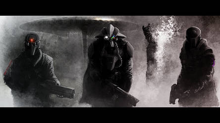 Warriors of Tomorrow by Capestranus