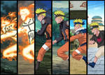 Naruto - Cover Chapter 597 by Cclaire110