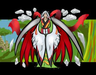 PKMN-ANW | Great Uncle Seraph by TalonV