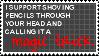 Magic Trick Stamp by zigzag92