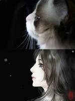 cat by xuedaixun
