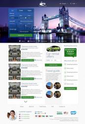 Onewaybooking re-design by DenisYakovlev
