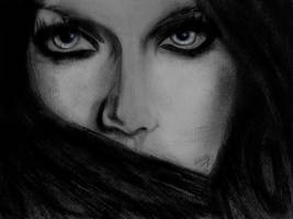 Her eyes can speak by Sherylis