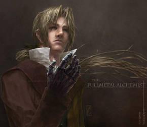 FMA: Edward Elric by waranghira