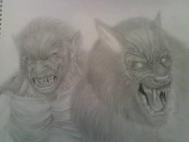 werewolf concept 2 by spdmngtruper