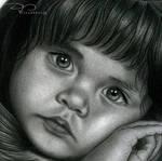 Portrait by DvillarrealArt