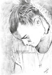 harry styles 001 by renab17