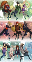 Naruto Fanart 2009 by EdoTastic