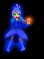 The heart sorceress  by ShadowStar2004