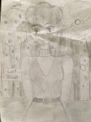Saria sketch  by ShadowStar2004
