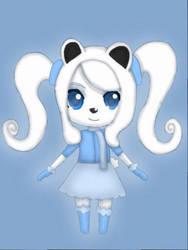 Polar Bear Girl - Polara by ShadowStar2004