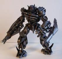 Dotm SHOCKWAVE Robot Replica by Klejpull