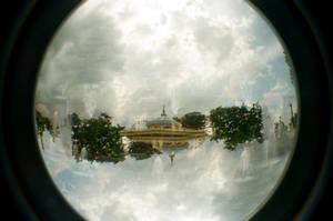 palace fisheye by raleene
