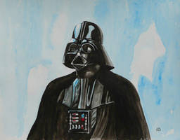 Darth Vader by Lord-Makro
