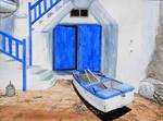 Milos05 - Resting boat by Lord-Makro