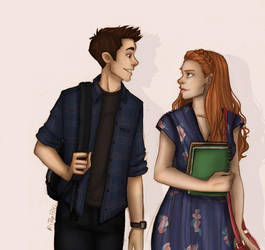 Stiles and Lydia by RiTTa1310