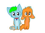 .:Request:. Fevis And Kaiti by natnat2546