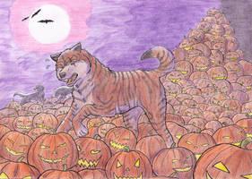 Pumpkin Curse by Rayhaaja