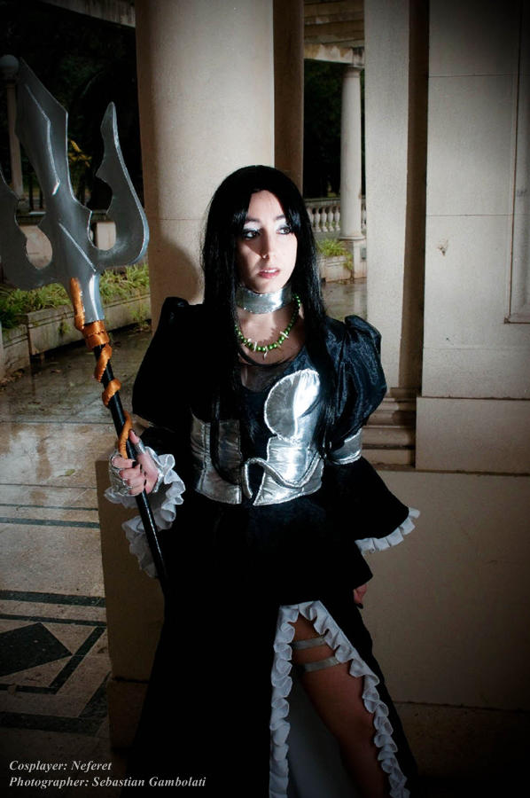 Pandora - Saint Seiya cosplay by Neferet-Cosplay on DeviantArt 75da3a40b45e
