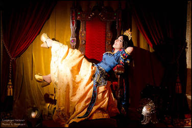 Snow White - Disney Princess by Neferet-Cosplay