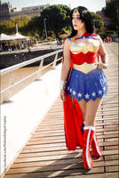 Wonder Woman by Neferet-Cosplay