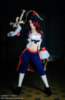 Waterloo Miss Fortune by Neferet-Cosplay